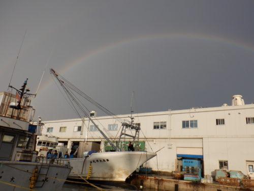 2020.9.12 二重虹
